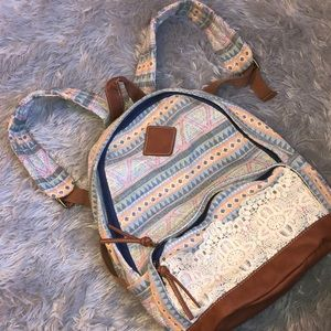 Claire's Aztec BackPack